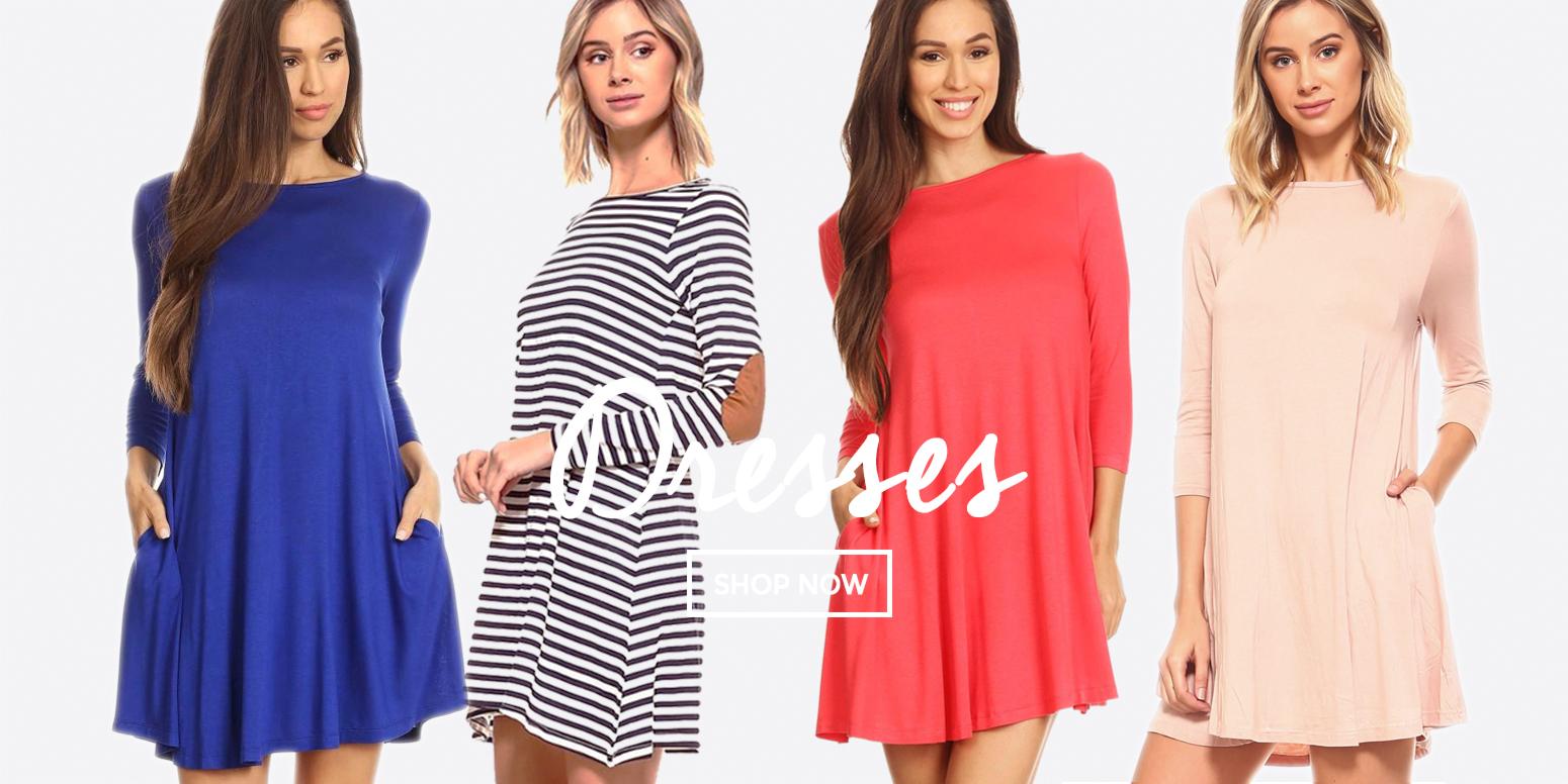 1-18 Dresses