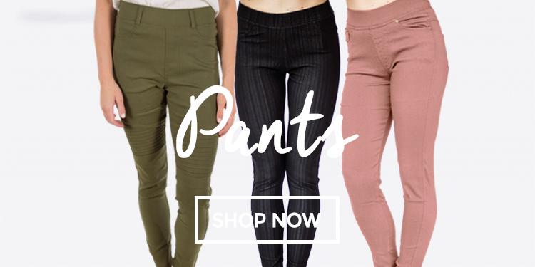1-18 Pants