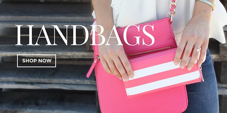 Handbags + wallets (small