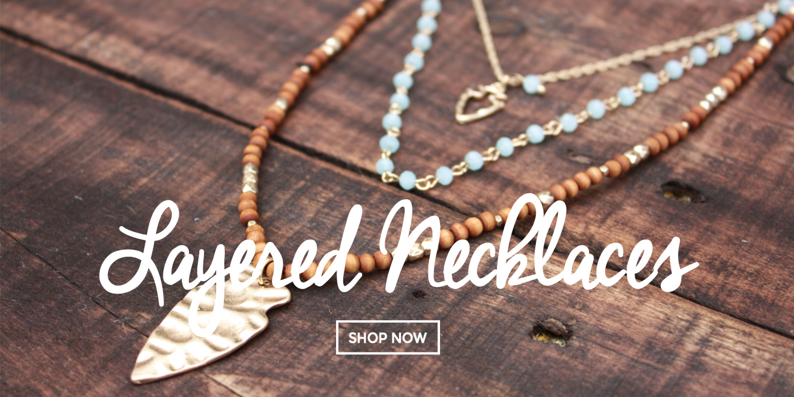 6-16 Layered Necklaces