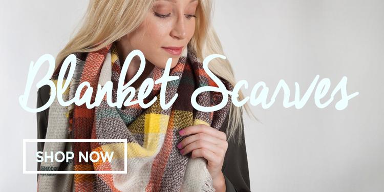 9-16 Blanket Scarves