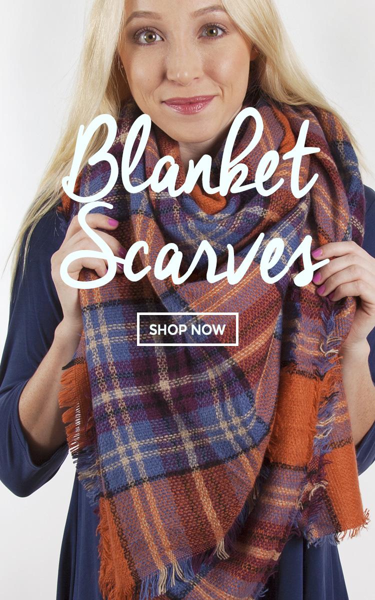 10-16 Blanket scarves II