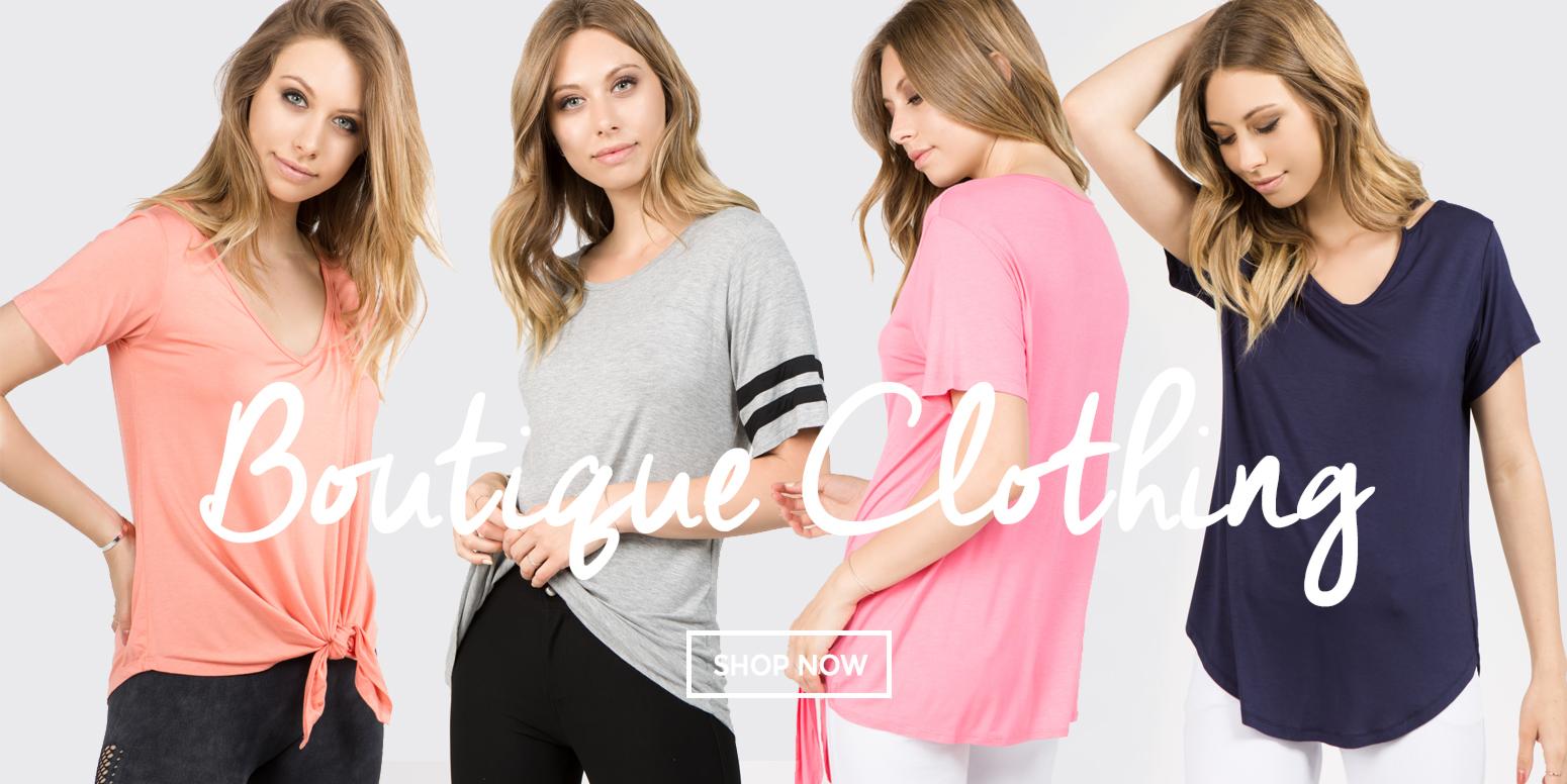 6-18 Boutique Clothing