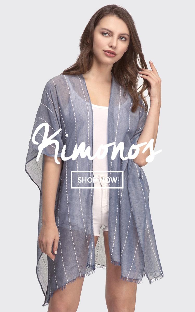 7-18 Kimonos