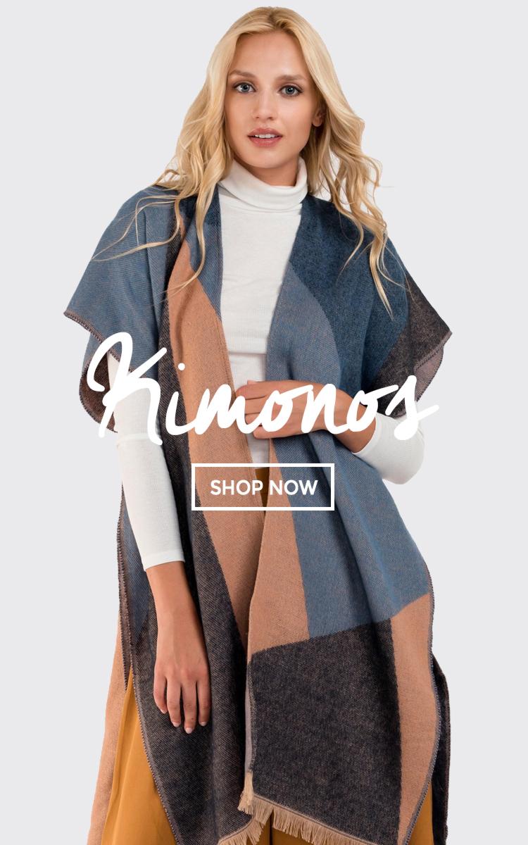 9-18 Kimonos