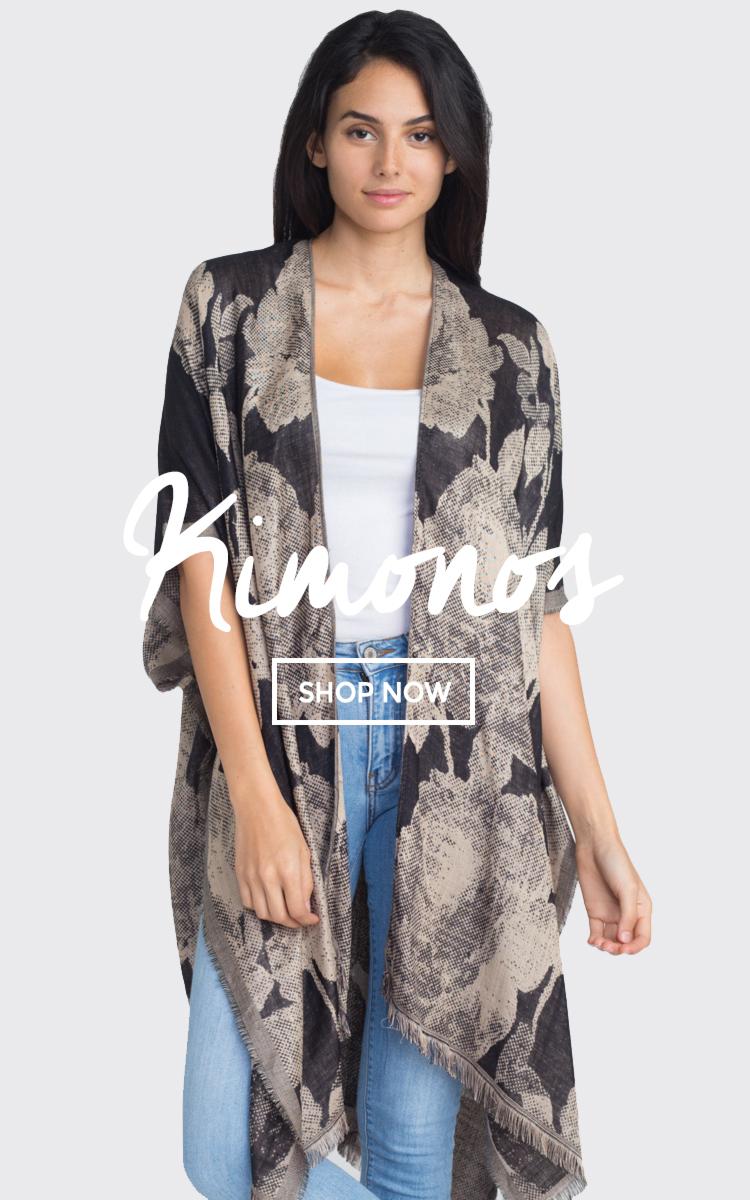 10-18 Kimonos