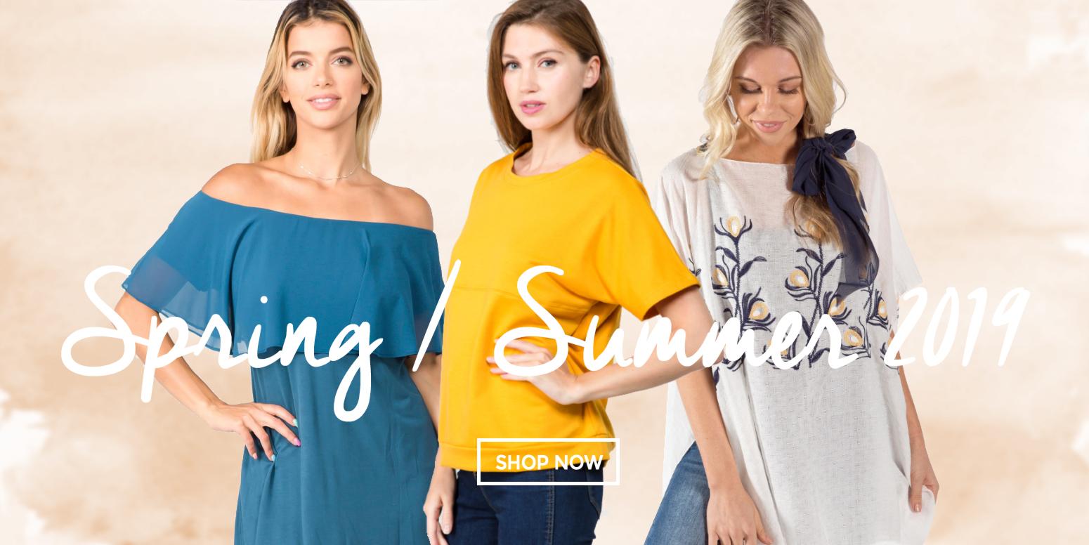 5-19 Spring Summer 2019
