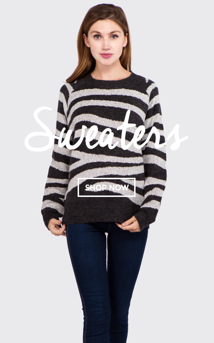 8-19 Sweaters