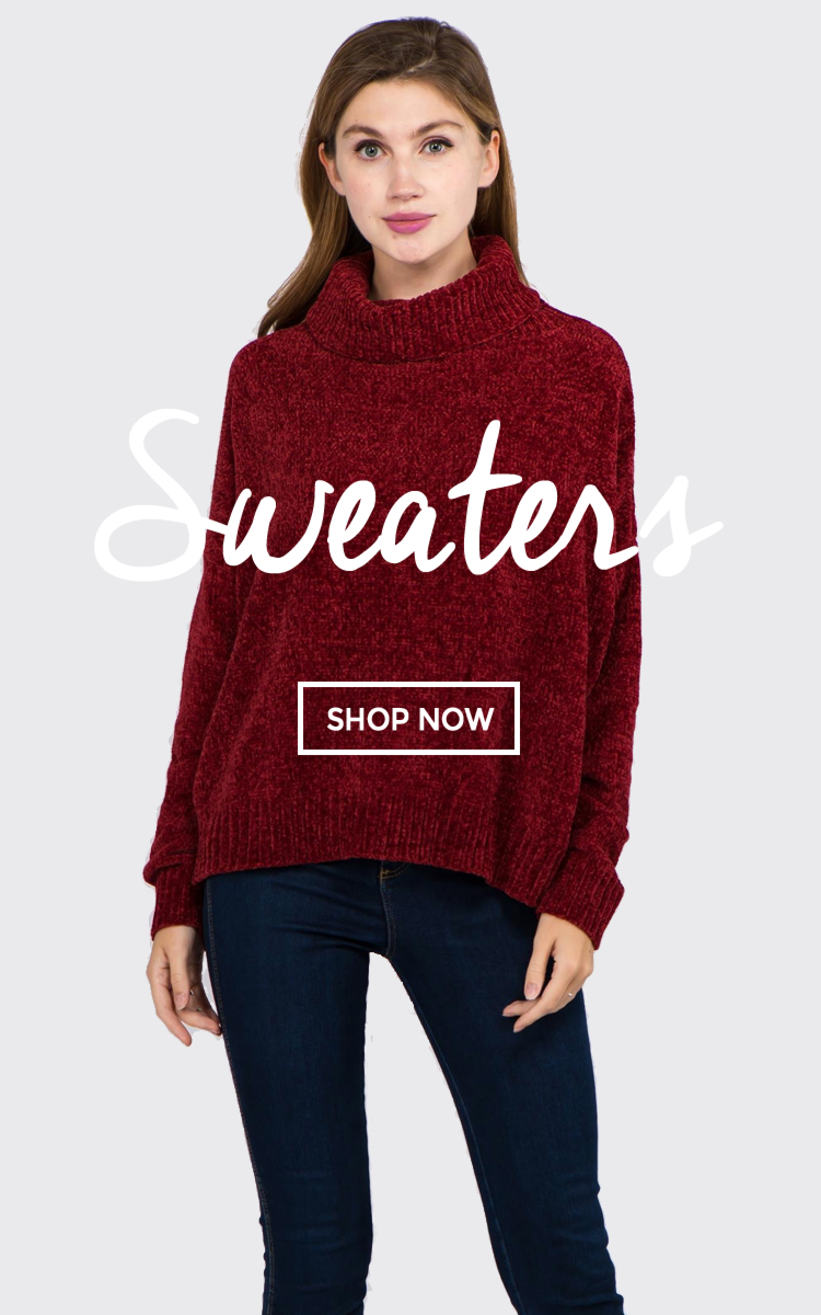 11-19 Sweaters
