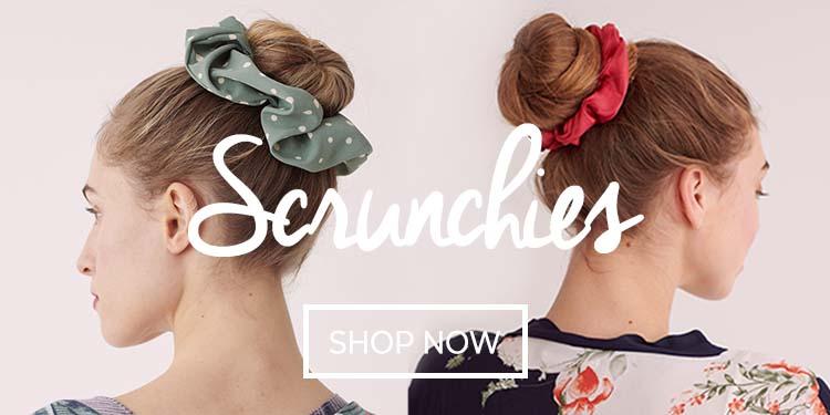 4-20 Scrunchies