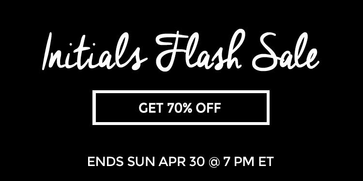 3-17 Bracelet Flash Sale