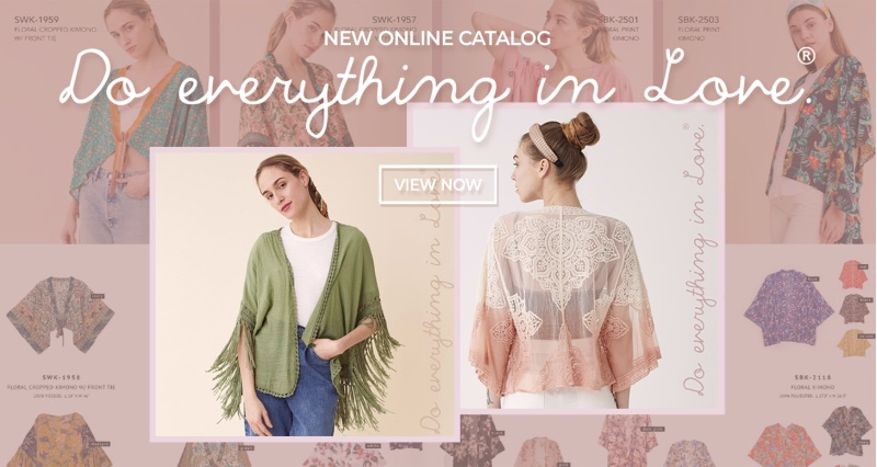 View Wholesale Do Everything In Love 2019 Catalog