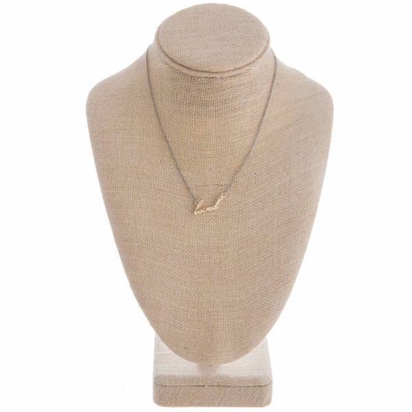 Wholesale gorgeous long metal loved Necklaces everyday wear Approximate pendant