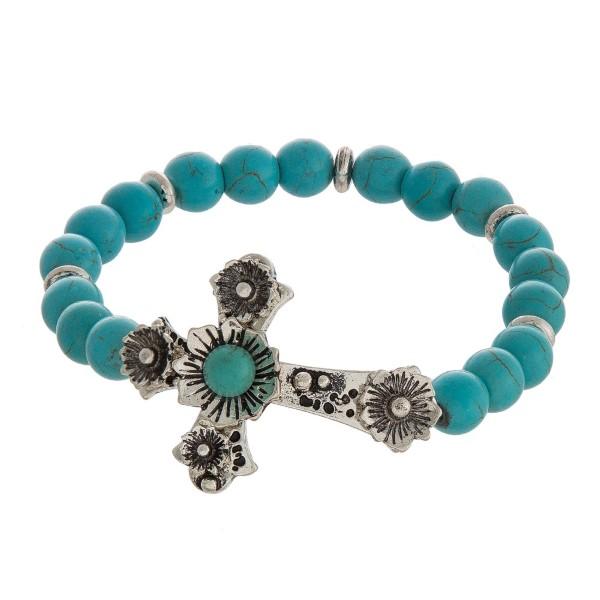 Wholesale stretch bracelet various charm detail Charm