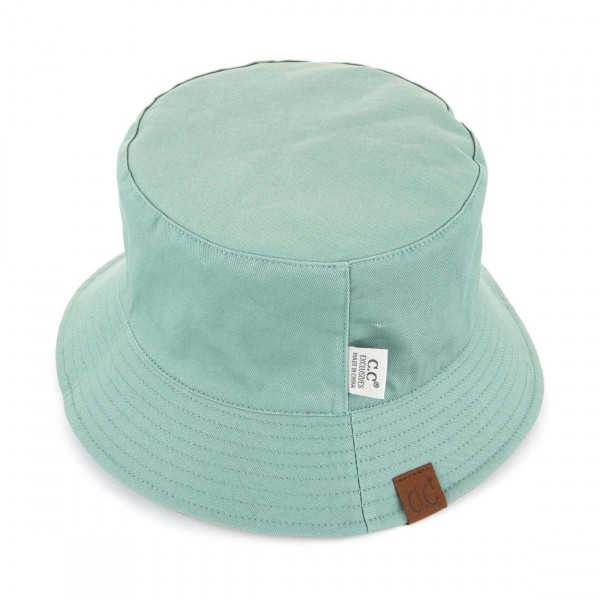 ST-2176 Cotton reversible tie dyed bucket hat. 100% cotton. One size.