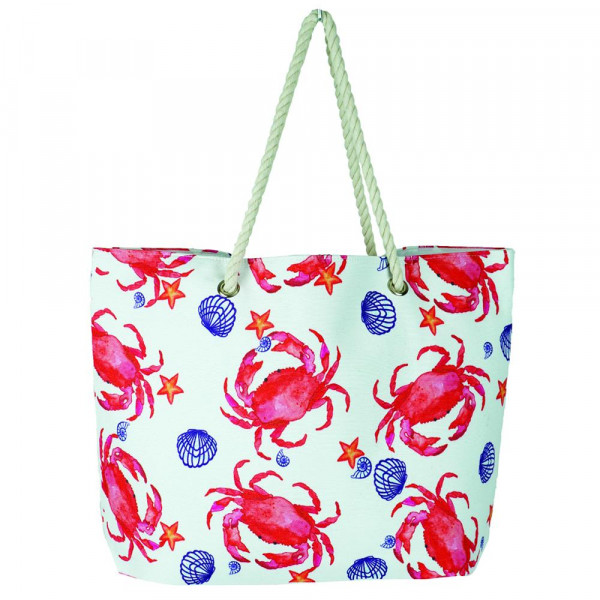 Wholesale crab beach hand bag