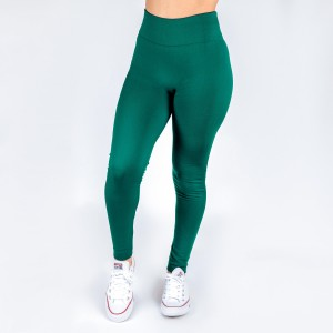 New Kathy / New Mix dark teal, summer-weight leggings are seamless, chic, and a must-have for every wardrobe. These lightweight, full-length leggings are versatile, perfect for layering, and available in many shades. Smooth fabric, 92% Nylon 8% Spandex. One size fits most, fits US women's 0-14.