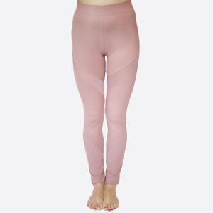 Mesh Insert Yoga Leggings. Sold in packs of 10.  5S/M 5L/XL    95% polyester, 5% spandex
