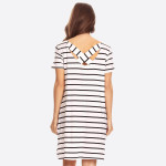 Wholesale comfy Tunic T Shirt Dress wear sexy casual day summer dress pair it le