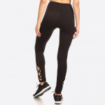 Wholesale ultimate Tummy Control leggings include side pocket strap details sol