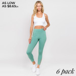 Wholesale next pilates class easy pull active leggings feature eye catching cri